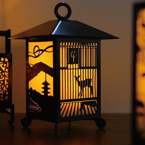 奈良の情景・文様